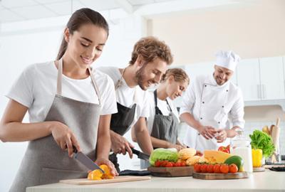 Szkolenia kulinarne